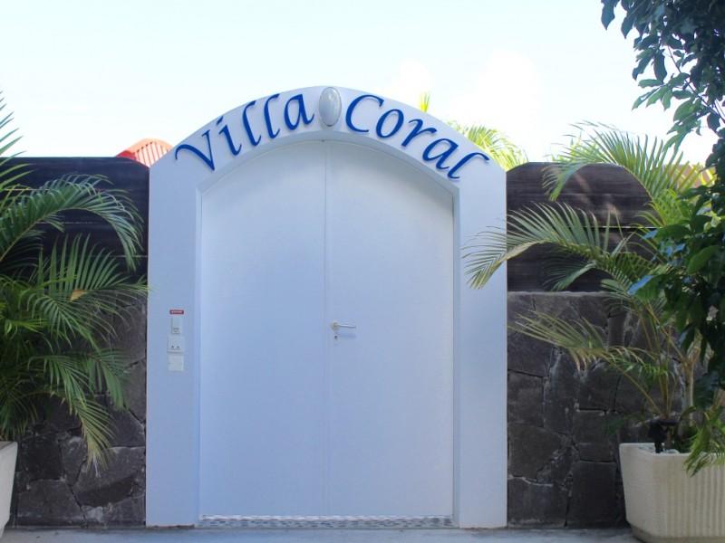 Villa CORAL, St Barths, Camaruche