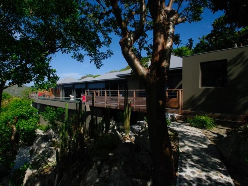 A louer grande villa 6 personnes à Saint Barth