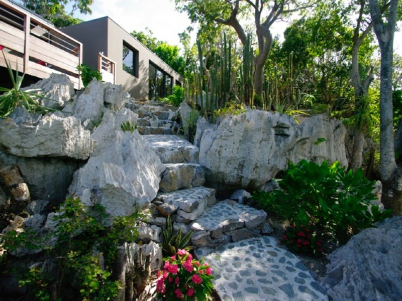 Villa magnifique jardin à louer Saint Barth