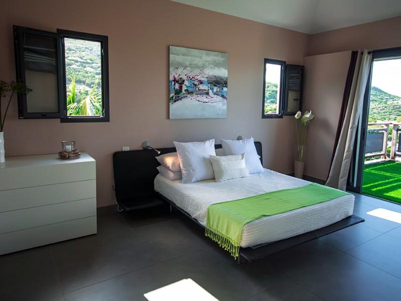 Location belle villa 2 chambres Saint Barth