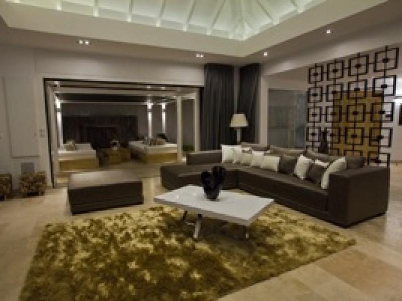 Villa design à louer à Saint Barth