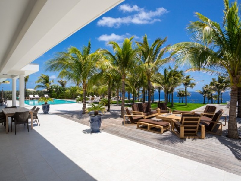 VILLA GOOD NEWS, SAINT BARTHS, DOMAINE DU LEVANT