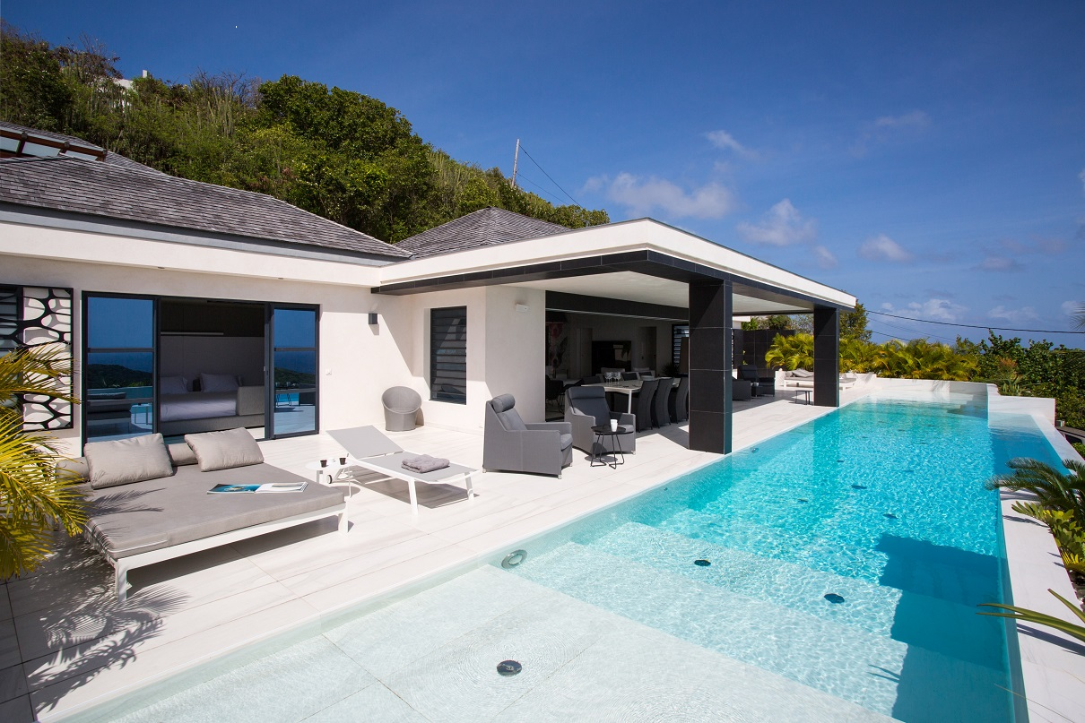Entrancing 80 Villa St Barths Inspiration Design Of St