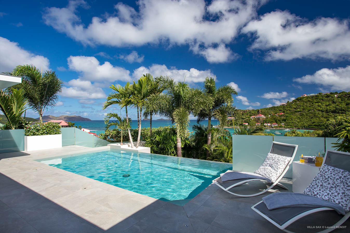 Villa For Rent 4 Bedrooms St Barth Saint Jean St Barthelemy