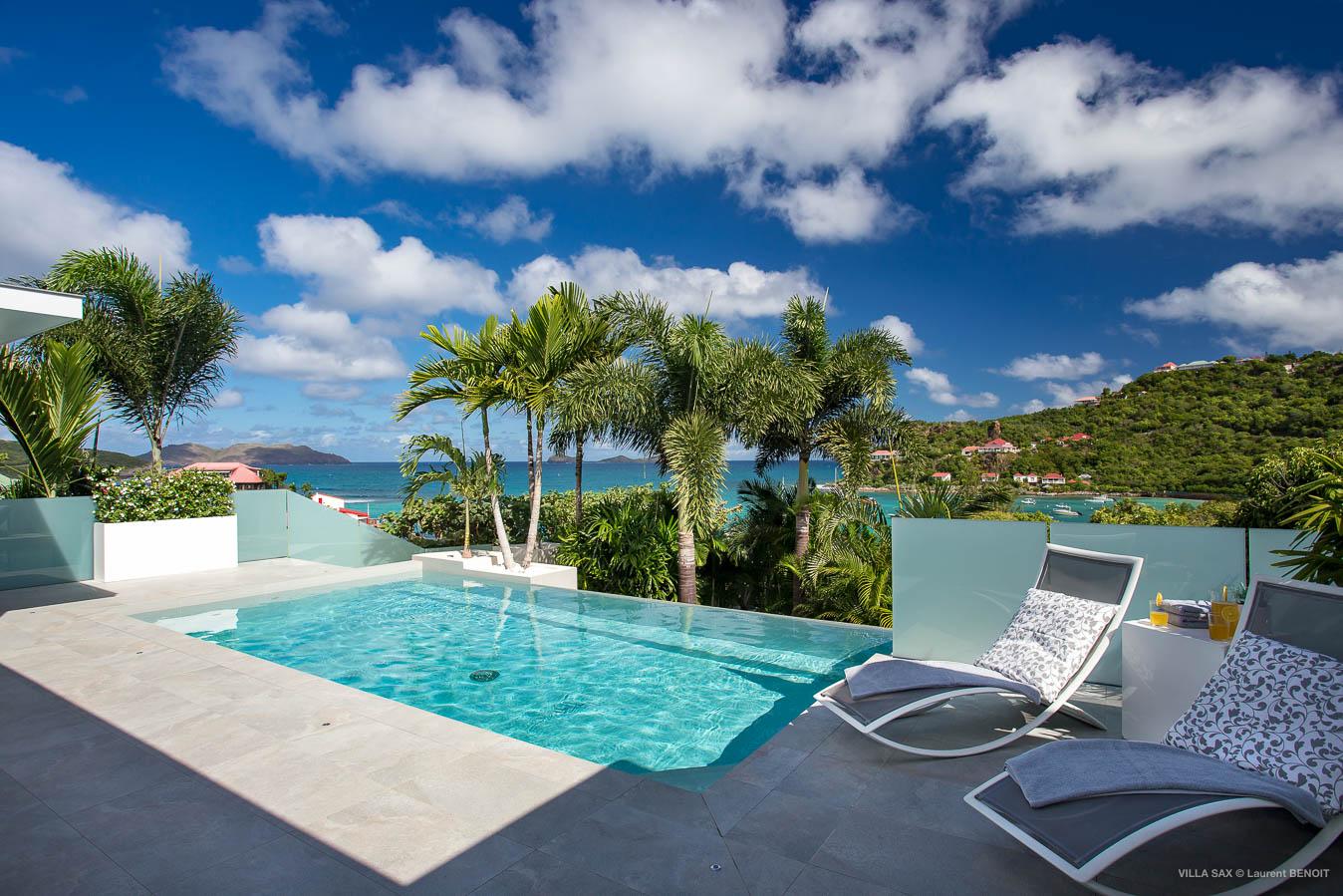Villa Vacation Rental 4 Bedrooms St Barth Saint Jean St